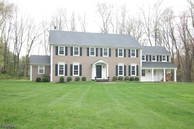 Readington Twp. Single Family Home For Sale: 2 Campbells Brook Rd