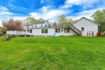 Union Twp. Single Family Home For Sale: 721 Route 625