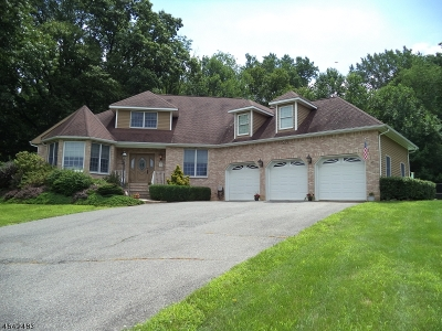 Lebanon Twp. Single Family Home For Sale: 97 Forge Hill Rd