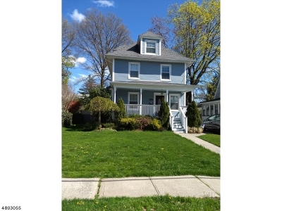 WestField Single Family Home For Sale: 545 1st St