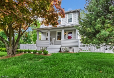 Madison Single Family Home For Sale: 24 Brooklake Rd