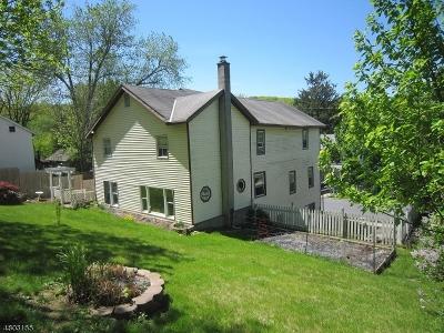 Glen Gardner Boro, Hampton Boro Single Family Home For Sale: 113 Main St