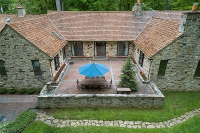 Harding Twp. Single Family Home For Sale: 622 Van Beuren Rd