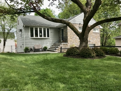 Hawthorne Boro Single Family Home For Sale: 961 Lafayette Ave