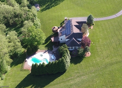 Alexandria Twp., Frenchtown Boro Single Family Home Active Under Contract: 20 Hilltop Rd