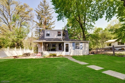 Oakland Boro Single Family Home For Sale: 99 Franklin Ave