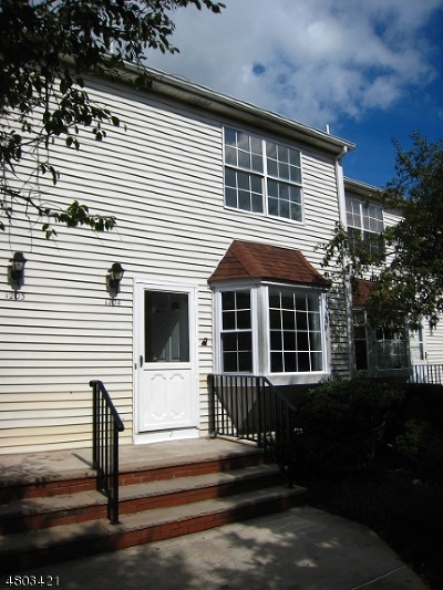 Flemington Boro, Raritan Twp. Condo/Townhouse For Sale: 1204 Baneberry Ct