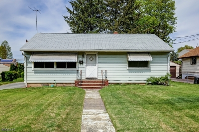 Clifton City Single Family Home For Sale: 268 Notch Rd