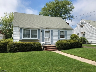 Clifton City Single Family Home For Sale: 20 Maple Hill Rd