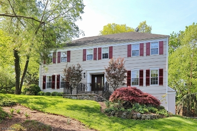 Chatham Boro Single Family Home For Sale: 27 Inwood Cir