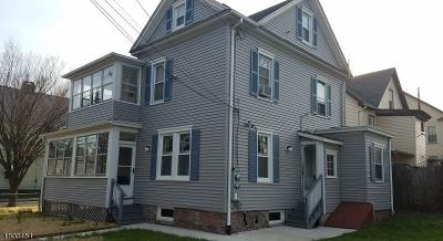 Morristown Town Rental For Rent: 1 Hazel St #1