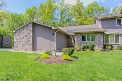 Bernards Twp., Bernardsville Boro Condo/Townhouse For Sale: 35 Roberts Cir