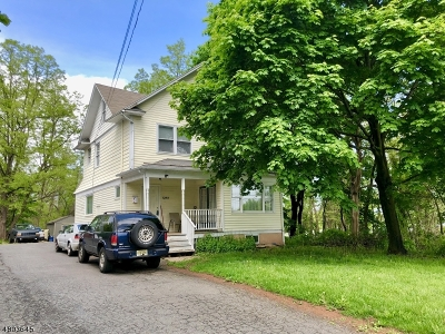 Branchburg Twp. Multi Family Home For Sale: 1293 State Route 28