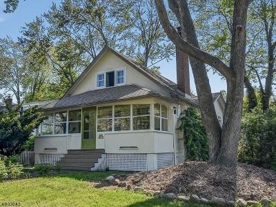 Glen Rock Boro Single Family Home For Sale: 660 Prospect St