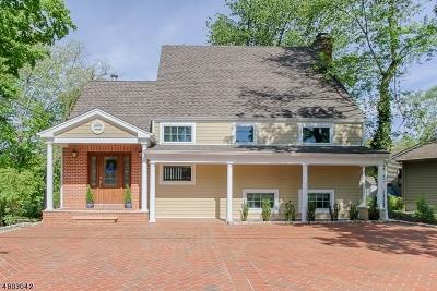 Harding Twp. Single Family Home For Sale: 14 Lake Trl W