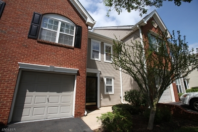 Bridgewater Twp. Condo/Townhouse For Sale: 1705 Stech Dr