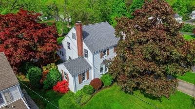 Morris Plains Boro Single Family Home For Sale: 99 Glenbrook Rd