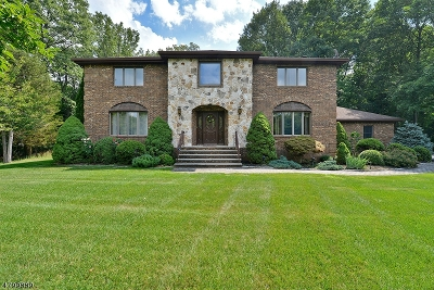 Montville Twp. Single Family Home For Sale: 9 Chapel Ct