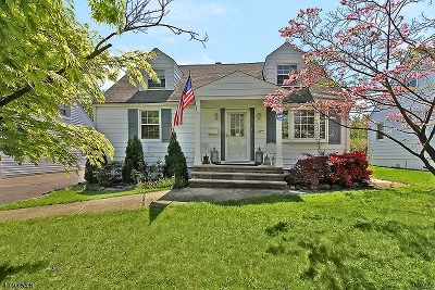 Summit Single Family Home For Sale: 8 Morris Ave