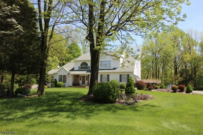 Sparta Twp. Single Family Home For Sale: 15 Bromley Ct
