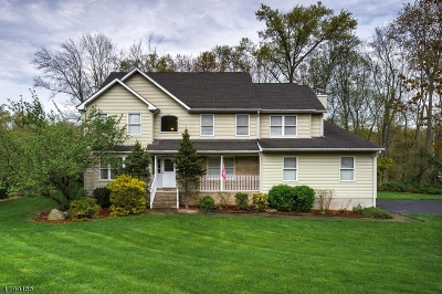 Montville Twp. Single Family Home For Sale: 44 Bellows Ln