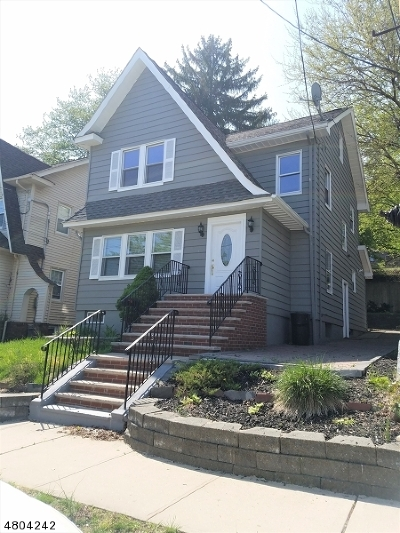 Clifton City Single Family Home For Sale: 91 Mountainside Ter