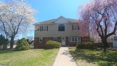 Totowa Boro Single Family Home For Sale: 301 Barnert Ave