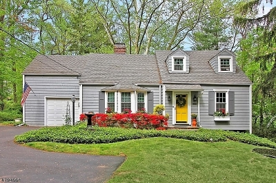 Long Hill Twp Single Family Home For Sale: 914 Meyersville Rd