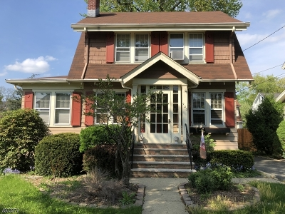 WestField Single Family Home For Sale: 923 Grandview Ave