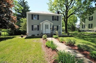 Flemington Boro Single Family Home For Sale: 43 E Main St