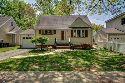 Union Twp. Single Family Home For Sale: 767 Pinewood Rd