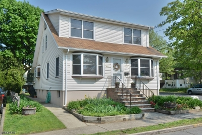 Prospect Park Boro Single Family Home For Sale: 99 N 15th St