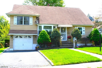 Clifton City Single Family Home For Sale: 107 Notch Rd