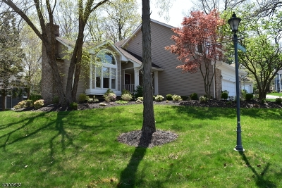 Bedminster Twp. Single Family Home For Sale: 2 Kestrel Ln