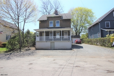 Multi Family Home Active Under Contract: 44 Bernards Ave