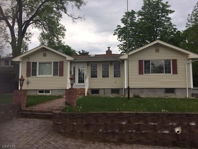 Parsippany-Troy Hills Twp. NJ Rental For Rent: $2,200