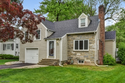 Union Twp. Single Family Home For Sale: 333 Meade Ter