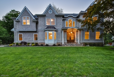 Chatham Twp Single Family Home For Sale: 18 Dale Dr