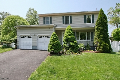 Piscataway Twp. NJ Single Family Home For Sale: $499,000
