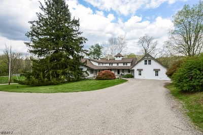 Franklin Twp. Single Family Home Active Under Contract: 4 Kingtown Rd