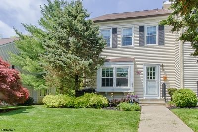Mendham Boro, Mendham Twp. Condo/Townhouse For Sale: 26 Wexford Dr