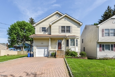 Scotch Plains Twp. Single Family Home For Sale: 2040 Prospect Ave