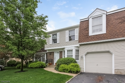Bernards Twp. Condo/Townhouse For Sale: 18 Dexter Dr S