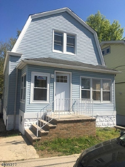 Hillside Twp. Single Family Home For Sale: 222 Boston Ave