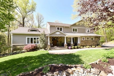Montville Twp. Single Family Home For Sale: 7 Navajo Ct