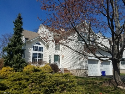 Bridgewater Twp. Single Family Home For Sale: 8 Sutton Ct