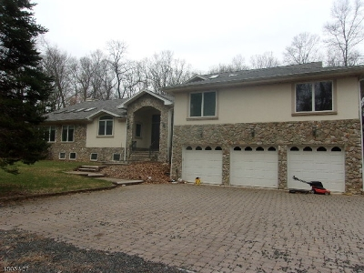 Warren Twp. Single Family Home For Sale: 32 Mountainview Rd