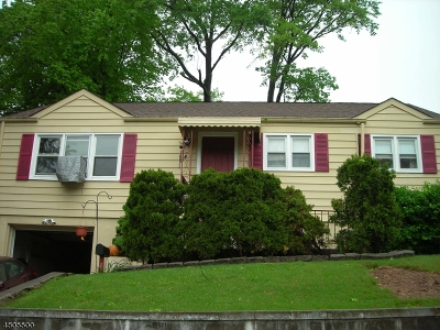 Clifton City Single Family Home For Sale: 4 Ruth Ave