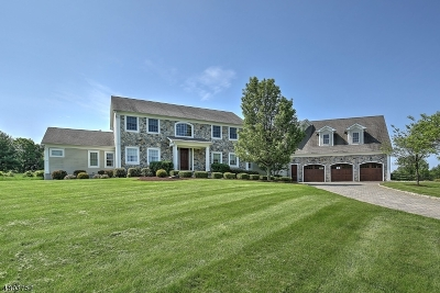 Tewksbury Twp. Single Family Home For Sale: 9 Barlow Dr
