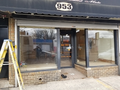 Newark City NJ Commercial For Sale: $240,000
